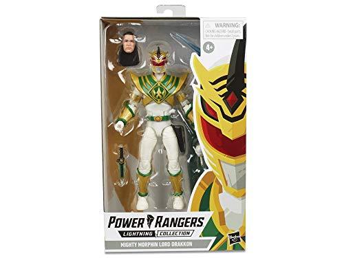 Mighty Morphin Power Rangers Lightning Collection Lord Drakkon