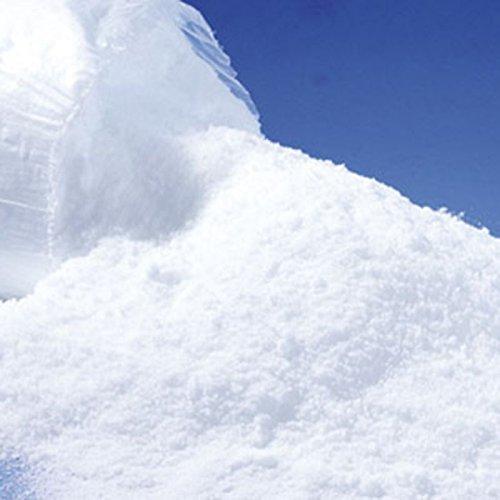 Annastore 12 Liter Kunstschnee Alpin, sehr fein wie echter Pulverschnee - Dekoschnee - Pulverschnee - Schnee - Schneedeko