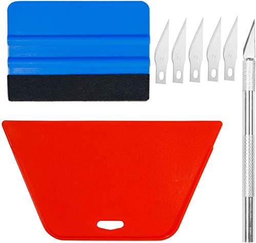 Art3d Peel and Stick Backsplash Tiles + Smoothing Tool Kit