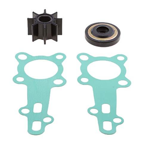 Tubayia Laufrad Wasserpumpe Service-Kit Reparatursatz für Honda (BF8A) 06192-881-C00