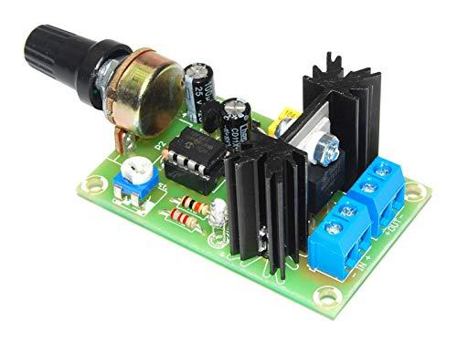 AR162 regelaar gelijkstroom DC met softstart PWM 9-24V 10A 240W soldeerboutset vermogensregeling borstelmotoren