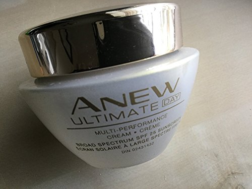 Anew Ultimate Multi-Performance Day Cream Broad Spectrum SPF25 by Avon anew