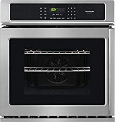 "Frigidaire FGEW276SPF 27"" 3.8 Cu. Ft. Capacity Electric Single Wall Oven in Stainless Steel"