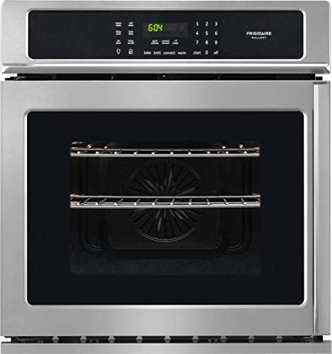 """Frigidaire FGEW276SPF 27"""" 3.8 Cu. Ft. Capacity Electric Single Wall Oven in Stainless Steel"""