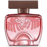 Coffee Woman Paradiso Eau de Toilette by O Boticario | Long Lasting Perfumes for Women | Sweet Floral Fragrance For Women (3.4 fl oz)