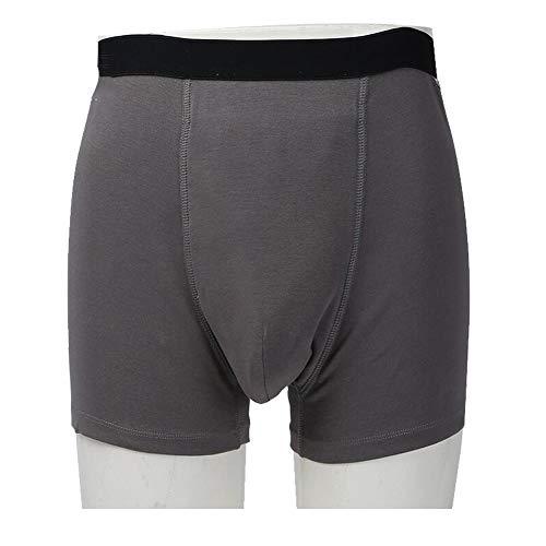 Q&M Incontinence Panty Minor Lekkage Katoen Ondergoed met Front Absorbens Gebied