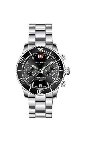 Swiss Military Chrono Alpha 09502 3 N N