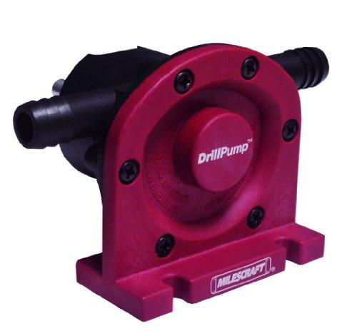 Milescraft 1313 DrillPump300 - Self Priming Water Transfer Pump