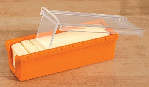 Beurre Keeper et trancheuse Cutter de conservation, Mesurer pour pain, gâteaux, biscuits