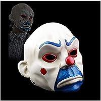 High Quality Resin Wild Bank Burglar Mask Adult Halloween Props Carnival Mask Costume Ball Decoration