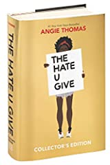 The Hate U Give Collector's Edition Hardcover – September 4, 2018