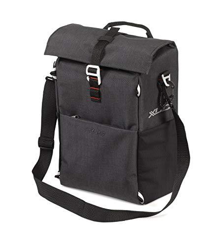 XLC Unisex– Erwachsene BA-S91 Messenger Tasche, Anthrazit, 150x305x400