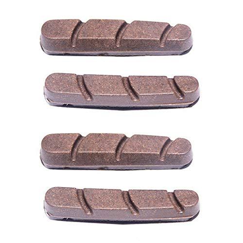 BODYART 2 pares de pastillas de freno para llantas de carbono Shimano...