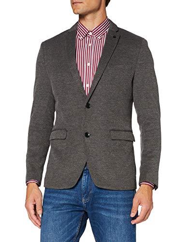 ESPRIT Herren 990EE2G301 Blazer, 024/DARK Grey 5, 52