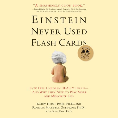 Einstein Never Used Flash Cards Titelbild