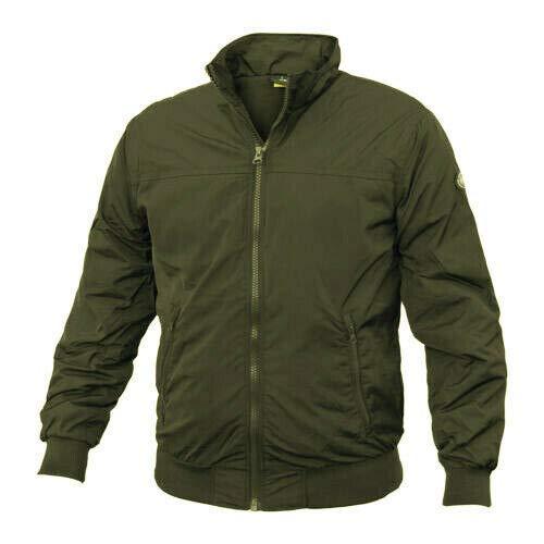 Diadora Sport da Uomo 102172480Sailor Jacket, Uomo, 102172480, Verde Oliva Bruciato, XL
