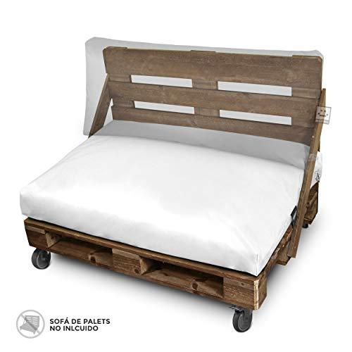 El mejor colchón para palets (sea sofá o cama)