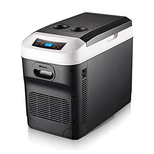 Yangyang Nevera Portatil 28L,Compresor Mini Refrigerador de Coche DiseñO De Espacio Razonable Nevera TermoeléCtrica para Camping, Viajes, Picnic