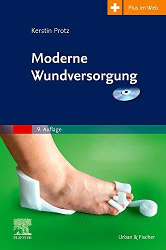 Moderne Wundversorgung: mit Zugang zum Elsevier-Portal