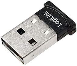 LogiLink BT0015 nano USB Bluetooth  Adapter Stick Dongle V 4.0 EDR Plug & Play Modell / Windows 10/8.1/8 / 7 / Vista/XP 32-Bit und 64-Bit