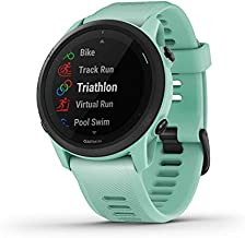 Garmin Forerunner 745, GPS Running Watch, Detailed Training Stats and On-Device Workouts, Essential Smartwatch Functions, Tropic