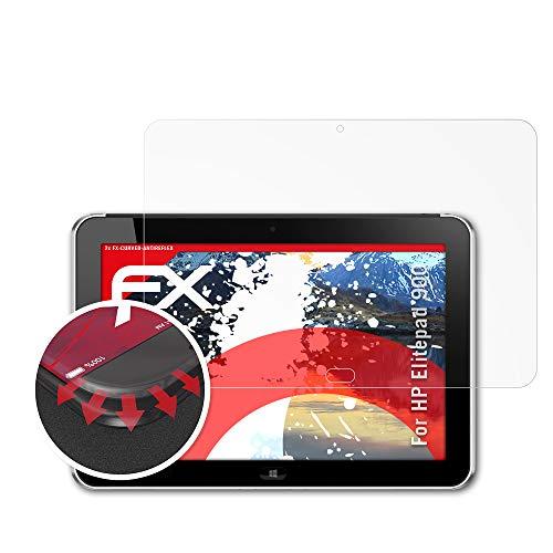 atFolix Schutzfolie kompatibel mit HP Elitepad 900 Folie, entspiegelnde & Flexible FX Bildschirmschutzfolie (2X)