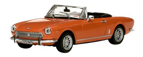 Vitesse - Sunstar - 24606 - Véhicule Miniature - Modèle À L'échelle - Fiat 124 Bs1 Spider - Echelle 1/43