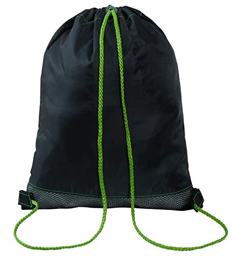 Epic Gamer Drawstring Trainer Gym Bag Kids Teens Adults Travel School PE Kit Sports Swim Bag