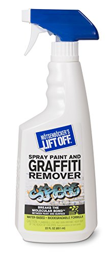 Motsenbocker's Lift Off 411-01 Spray Paint Graffiti Remover