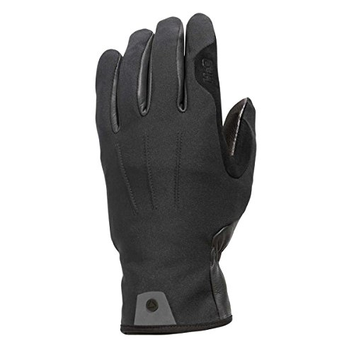 FGW039 - 0010-L - Rev It Street H2O Motorcycle Gloves L