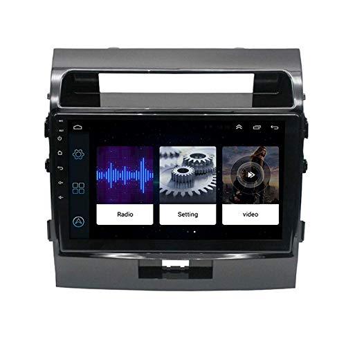 Member Auto-Navigation, die für die Android 8.1 Car Audio Funk-GPS-Navigator von Toyota Landuluzzi 9-Zoll-On-Board-Video-Player 2016-2019