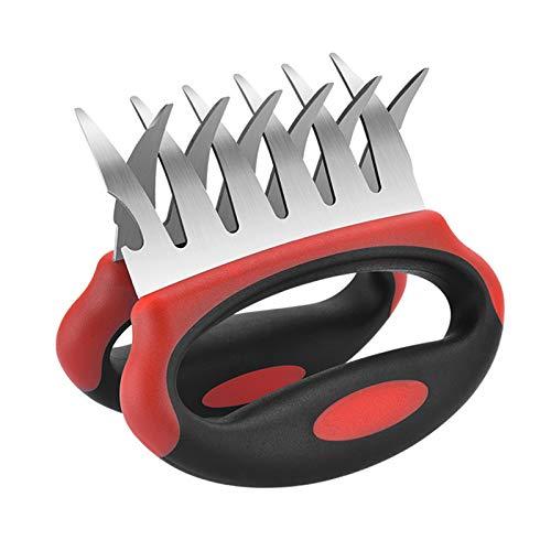 karrychen BBQ Meat Claws Stainless Steel Pork Shredder Meat Chicken Shredder Bear Claws