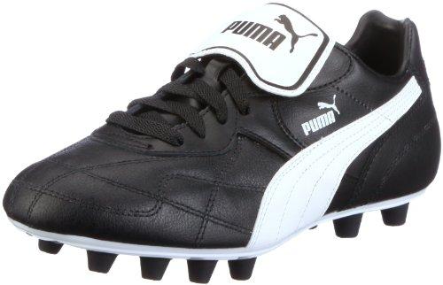 Puma Esito Classic FG, Botas de Fútbol Hombre, Negro (Black-White 01), 40.5