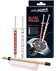 PolyWatch Glaspolish | glasplash krassen | krasverwijderaar horloge | glas krasverwijderaar