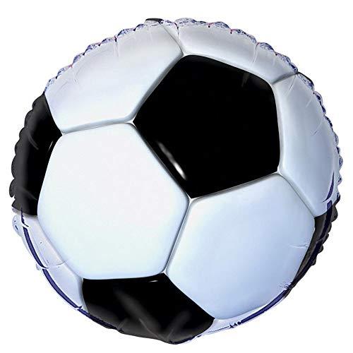 Unique Party - 27318 - Ballon à L'hélium - Football - 45 Cm