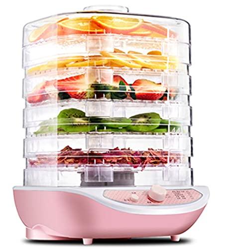 Asciugatrice ad aria di disidratazione, asciugatrice di carne e snack di frutta che fa macchina per la produzione di snack, piccola macchina per l'essiccazione dell'animale domestico della frutta