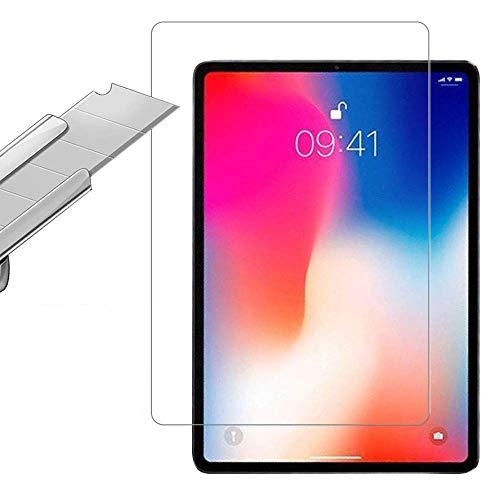 Kacuco iPad Air/Air2/Pro 9.7 Pellicola Protettiva ultra resistente in Vetro Temperato Protezione Schermo per Apple iPad Air/Air2 Tutti i Modelli (iPad Air/Air2/Pro 9.7, Vetro Temperato)