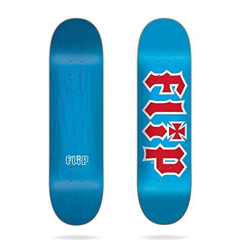 Flip HKD Legalize Rasta 8.25 Skateboard Decks Mixte Adulte Multicolore Taille Unique