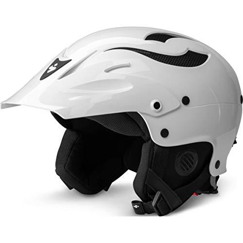 Sweet Protection Rocker Kayak Helmet-GlossWhite-M/L