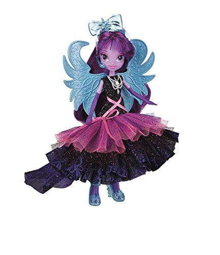 Hasbro A8059EU4 - My Little Pony Equestria Girls Bambola Super Fashion Twilight Sparkle