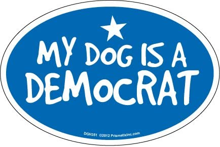 Sales Prismatix Decal Cat and Indianapolis Mall Dog Democrat My is Magnets
