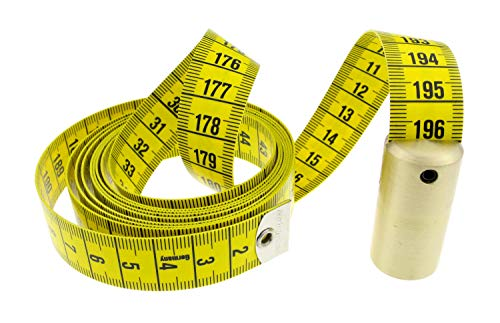 Maßband profi (cm/cm) Lotmaßband 200 cm (1 Stück)