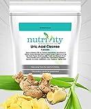 Nutrivity 120 Cápsulas de limpieza de ácido úrico saludable, nivel de riñones