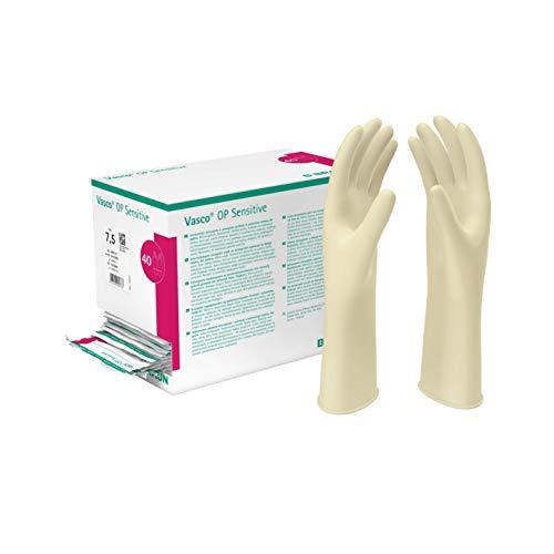 Vasco OP sensitive steril OP-Handschuhe Gr. 6,5