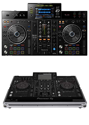 Pioneer DJ XDJ-RX2 + Odyssey FZPIXDJRX2 Case Bundle