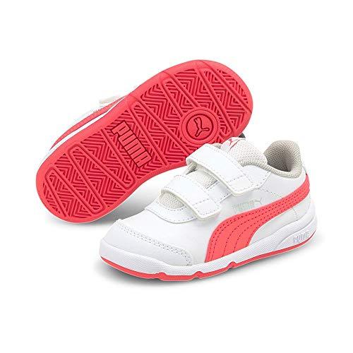 Puma Stepfleex 2 SL VE V Inf, Zapatillas de Running, White, 35.5 EU