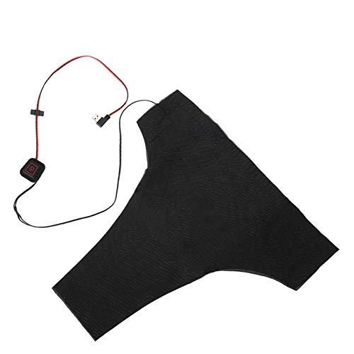 Yosoo Health Gear Termoforo, Termoforo Elettrico USB riscaldato Invernale, Riscaldare Vestiti per Riscaldare i crampi delle Donne alla Schiena