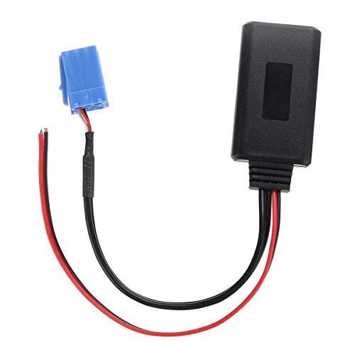 Cable Adaptador de Radio AUX Bluetooth para Audi Chorus 2 Concert 1 2 Symphony 1 para receptores de CD Blaupunkt