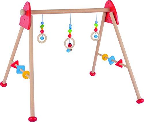 HEIMESS- Juegos de Suelo Gimnasio para Bebés Mariquita, Multicolor (A739334)