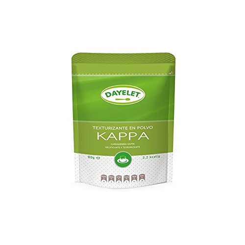 Kappa texturizante en polvo sin gluten Dayelet, 90 g